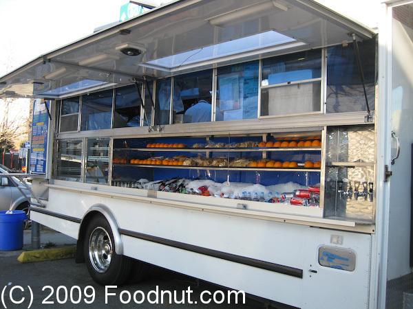 el norteno taco truck review san francisco 94103. Black Bedroom Furniture Sets. Home Design Ideas