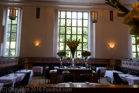 Eleven Madison Park New York Interior Decor