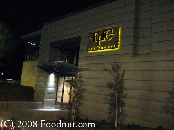 Epic Roasthouse Restaurant Review, San Francisco, 94105