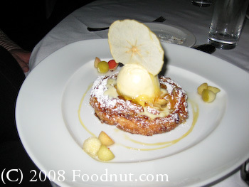 Epic Roasthouse San Francisco Dessert