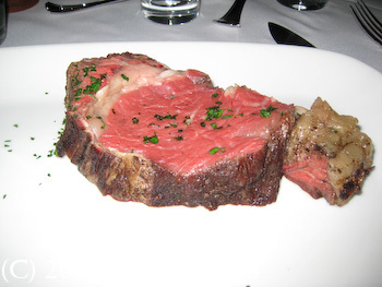 Epic Roasthouse San Francisco Prime Rib