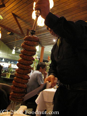 Espetus Churrascaria Meat Skewer 1