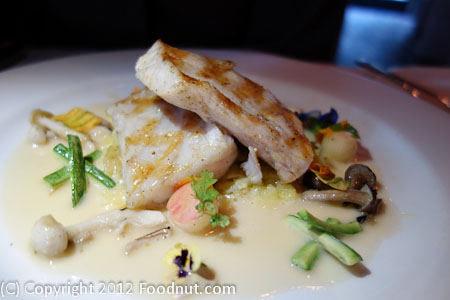 Farmhouse Forestville California White Sea Bass