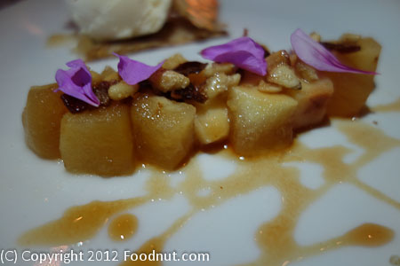 Farmhouse Forestville Gravenstein Apple Tatin