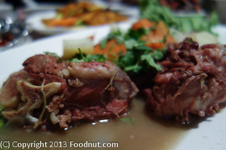 Fey Menlo Park Xinjiang Private Kitchens Lamb
