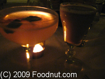 Flora Oakland Cocktails