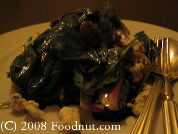 Frascati San Francisco Duck Confit Salad