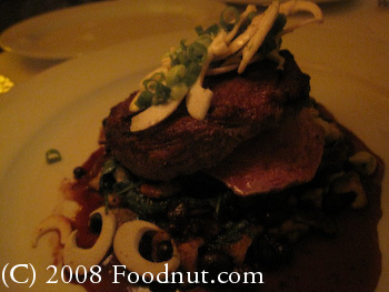 Frascati San Francisco Maple Leaf Duck Breast