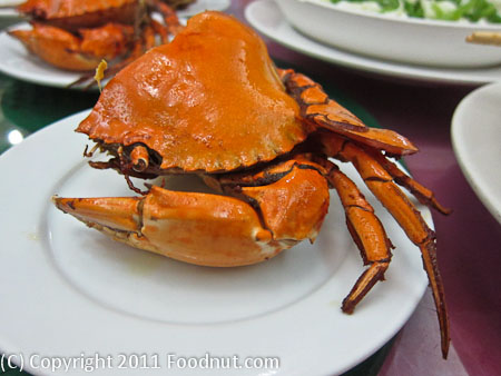 Fu Gow Shenzen China Crab