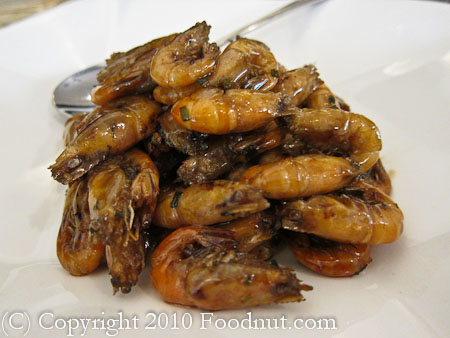 Fu1039 Shanghai deep fried fresh River shrimp