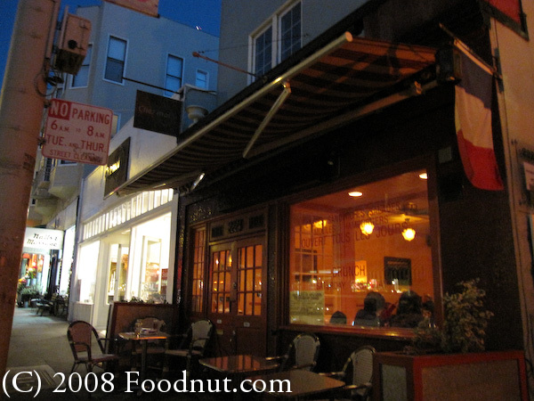 Gamine San Francisco 0033 Is A French Restaurant