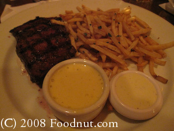Gamine San Francisco Flat iron Steak
