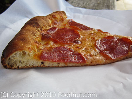 Gioia Pizzeria Berkeley Pepperoni Pizza
