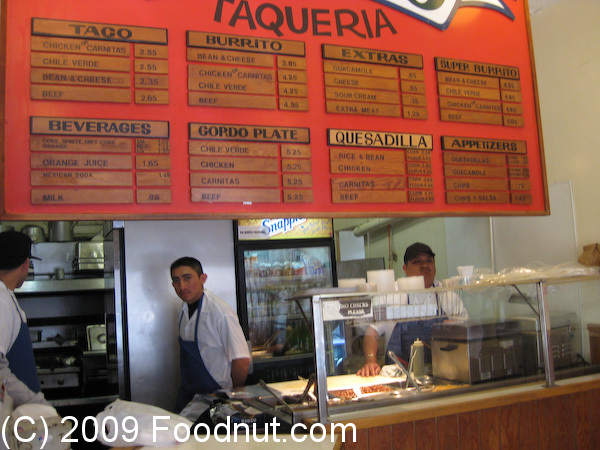 Gordo taqueria restaurant review san francisco