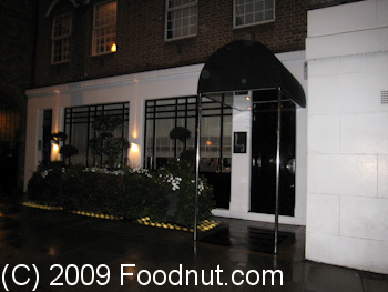 Gordon Ramsay London UK Exterior Decor