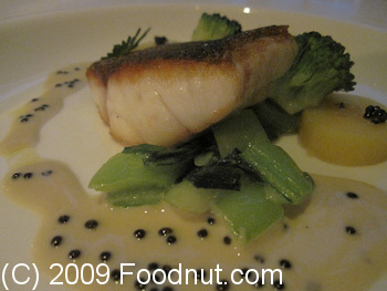 Gordon Ramsay London UK Sea Bass