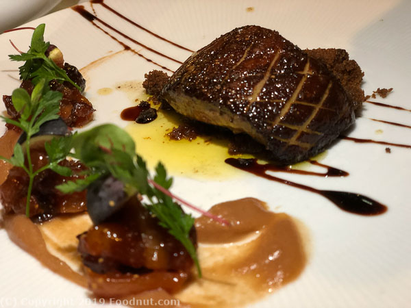 Gotham Bar and Grill NYC Foie Gras
