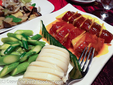 Grand Chinese Cuisine Toronto Honey Roast Duck