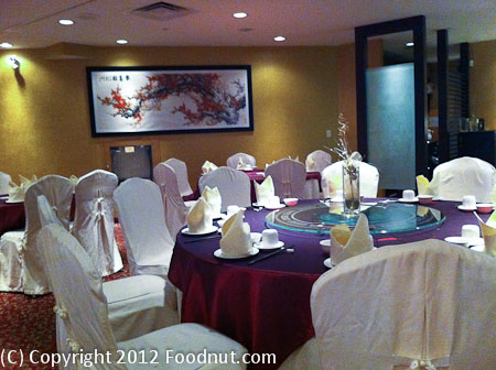 Grand Chinese Cuisine Toronto Interior Decor
