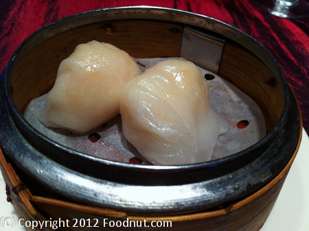 Grand Chinese Cuisine Toronto Shrimp Dumplings