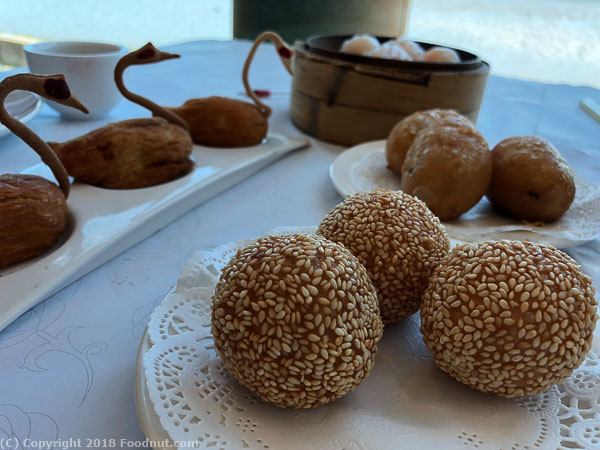Grand Harbor Burlingame Sesame Balls