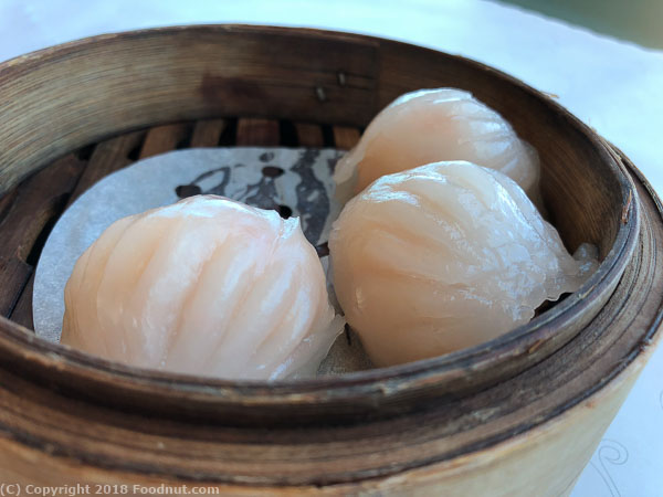Grand Harbor Burlingame Shrimp Dumplings Har Gow