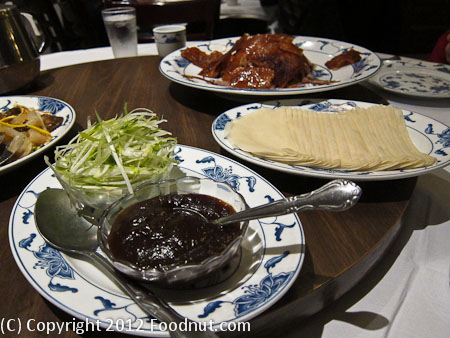 Great China Berkeley Peking Duck
