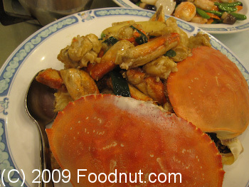 Great Eastern Restaurant San Francisco Crab