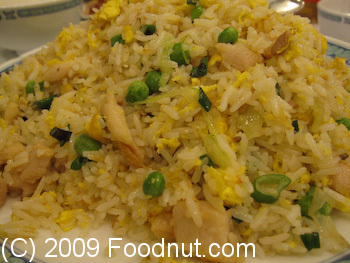 Great Eastern Restaurant San Francisco Fried Rice
