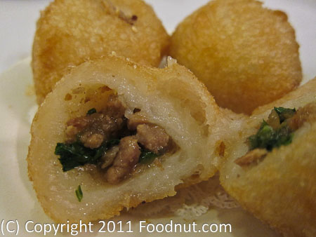 Great Eastern San Franciso_deep fried pork dumplings