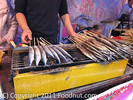 Guilin China food Festival 1