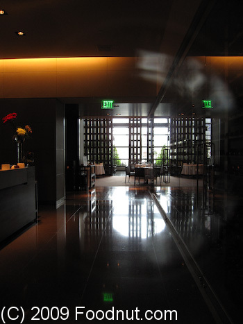 Restaurant Guy Savoy Las Vegas Interior