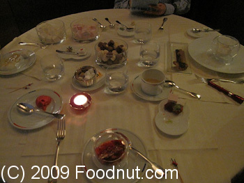 Guy Savoy Paris France Dessert Coma