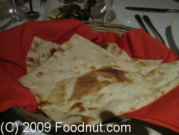 Haandi London UK Plain Naan