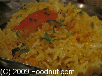 Haandi London UK Pulao Rice