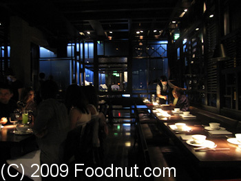 Hakkasan London UK Interior Decor