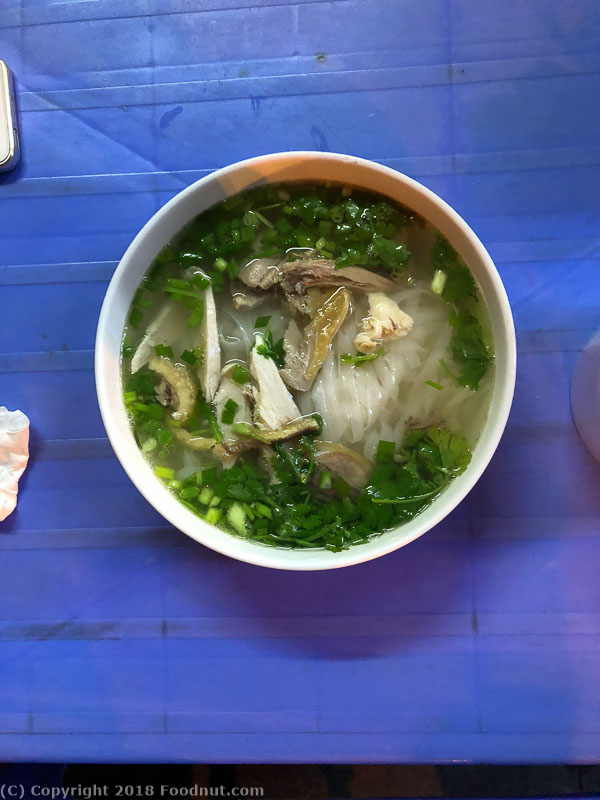 Hanoi Street Food Tour Pho Ga
