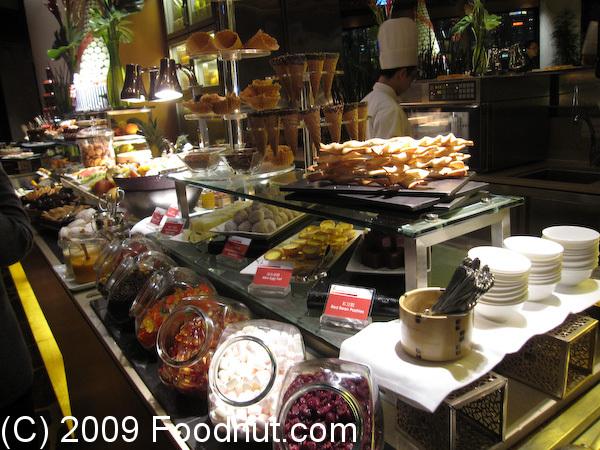 InterContinental Hong Kong Harbourside Buffet