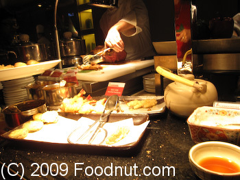 Harbourside Buffet Intercontinential Hong Kong Carving Station