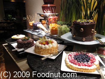 Harbourside Buffet Intercontinential Hong Kong Desserts 2