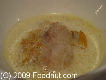 Hiely Lucullus Avignon La petite marmite du pecheur Poached Fish and Clams