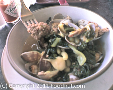 Hog Island San Francisco Manila Clams