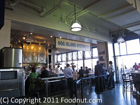 Hog Island San Francisco interior decor
