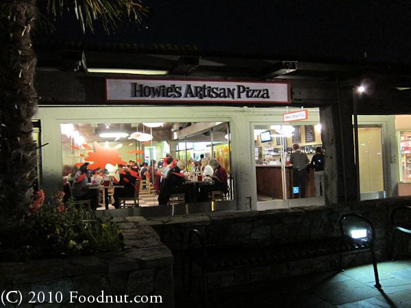 Howie s artisan pizza palo alto