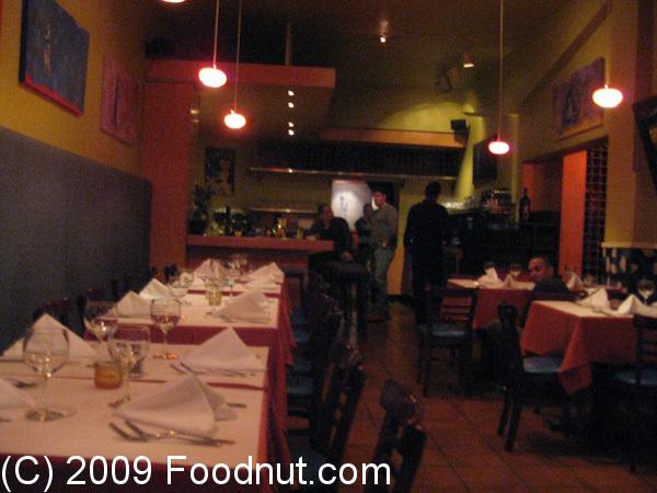 Ideale restaurant san francisco