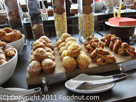 JW Marriott Hong Kong The Lounge Sunday Brunch Buffet dessert 15