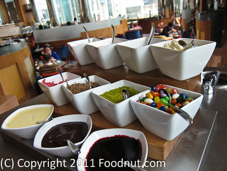 JW Marriott Hong Kong The Lounge Sunday Brunch Buffet dessert 17