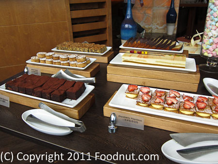 JW Marriott Hong Kong The Lounge Sunday Brunch Buffet dessert 18