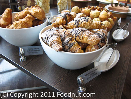 JW Marriott Hong Kong The Lounge Sunday Brunch Buffet dessert 6