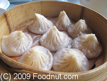 Jade Garden Beijing China Xiao Long Bao Dumplings